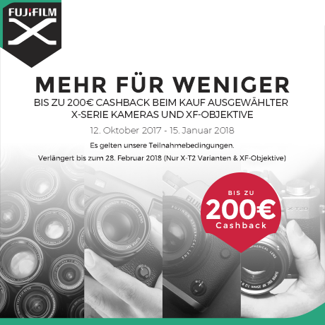 FUJIFILM Winter Promotion 2017/18 - AT