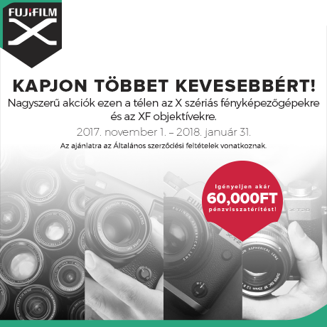 FUJIFILM Winter Promotion 2017/18 - HU